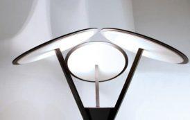 Albedo: Lámpara Metálica