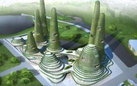 Power Centre: viviendas en torres verdes